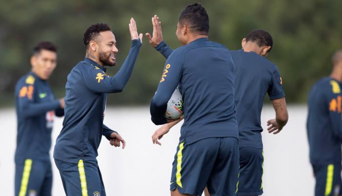 Brasil-Neymar