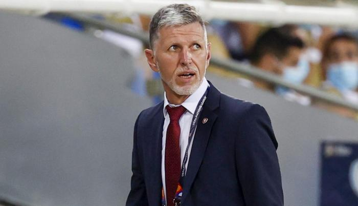 Jaroslav Silhavy República Checa selección