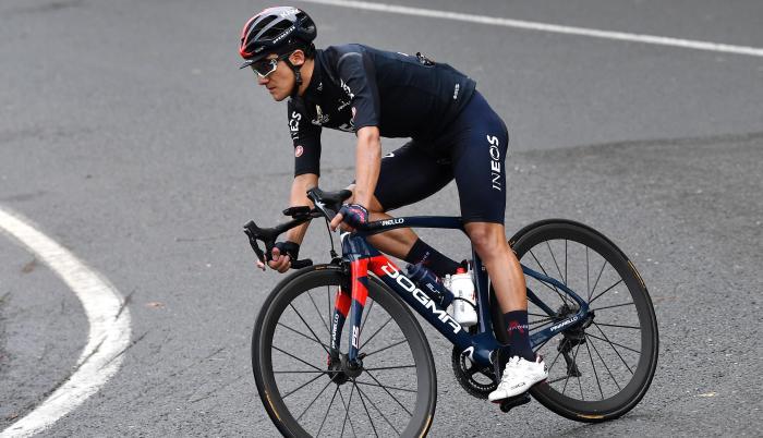 Richard Carapaz Vuelta a España