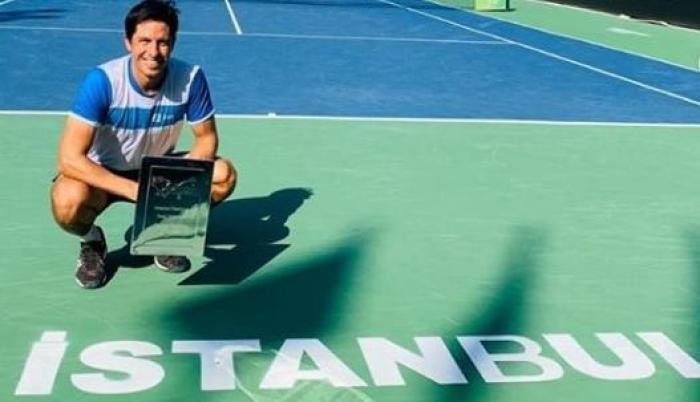 Gonzalo Escobar campeón Challenger de Estambul
