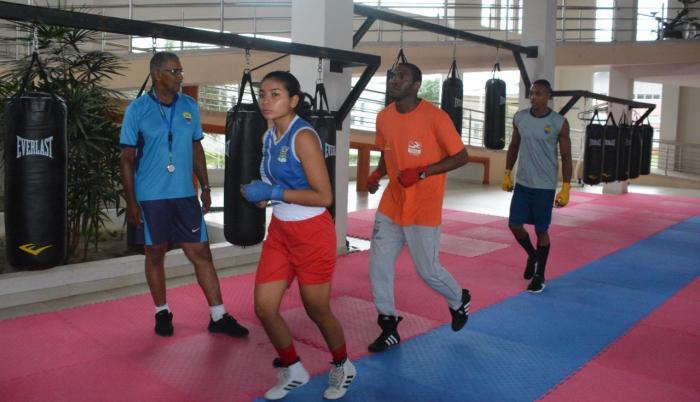 boxeo Ecuador Tokio 2020