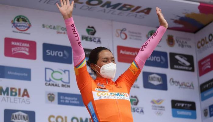 Miryam-Núñez-ciclismo-femenino-VueltaaColombia