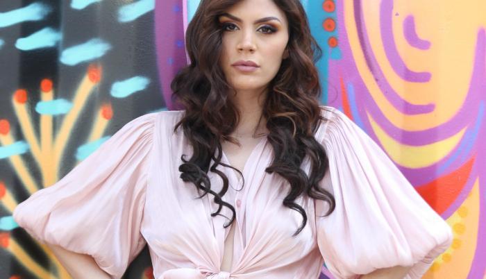Ámar Pacheco, Miss World 2020 luce una blusa que es tendencia
