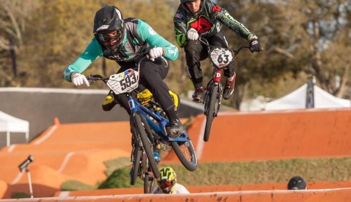 Alfredo Campo BMX Ecuador