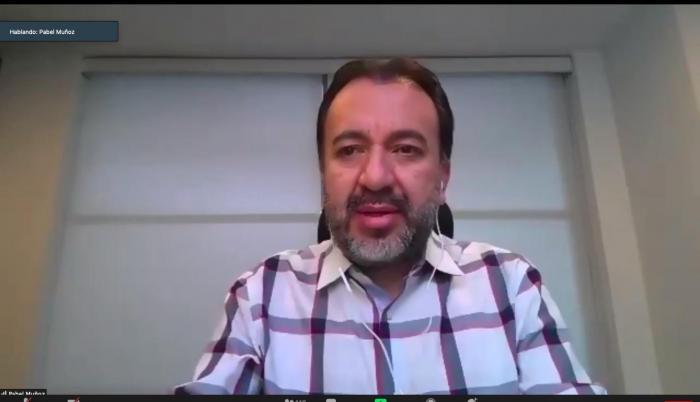 Pabel Muñoz propone a Hermuy Calle para el Comité de Ética. 1 dic. 20