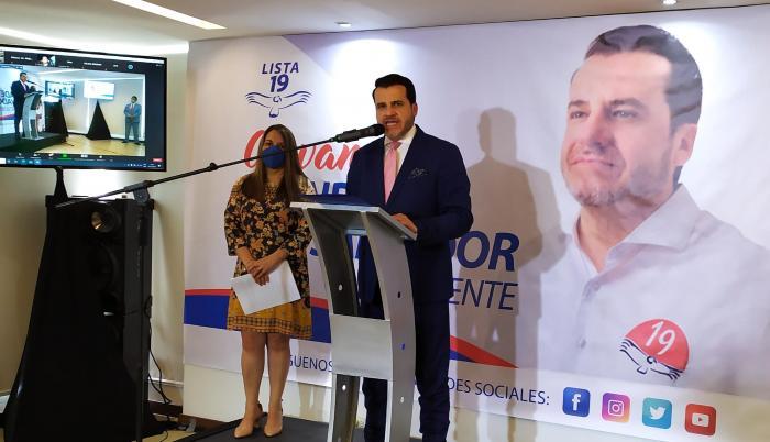 Candidato- Andrade- Unión- Ecuatoriana