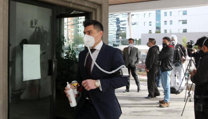 El caso Sobornos siguió durante la pandemia.