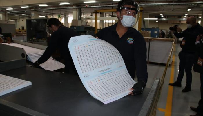 Papeletas- impresión- IGM- retraso