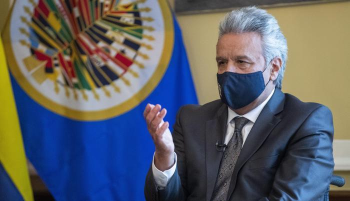 Ecuadorian President  (32983342)