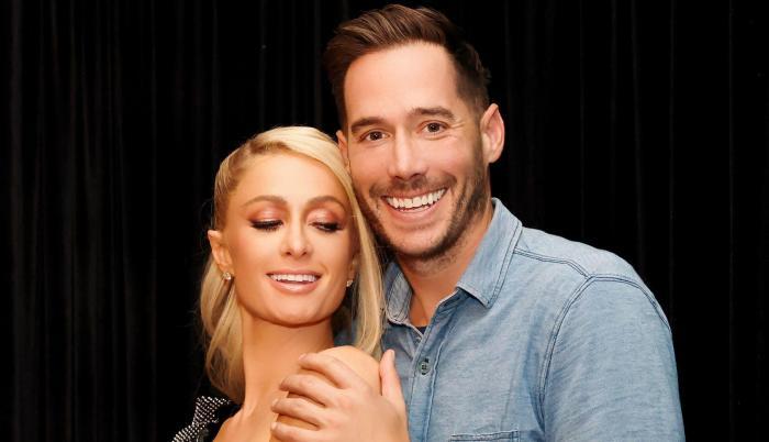 Paris Hilton y Carter Reum