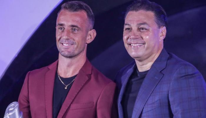 Damian Díaz del Barcelona fue elegido el jugador Pro 2020.