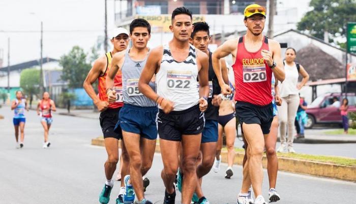 marcha Ecuador