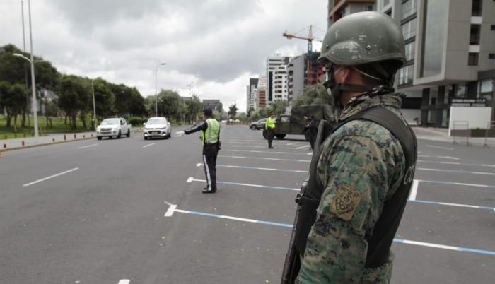 Lenín Moreno decreta el estado de excepción para 8 provincias del Ecuador