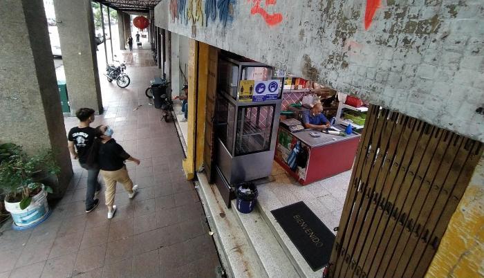 FOTO 2 Barrio chino