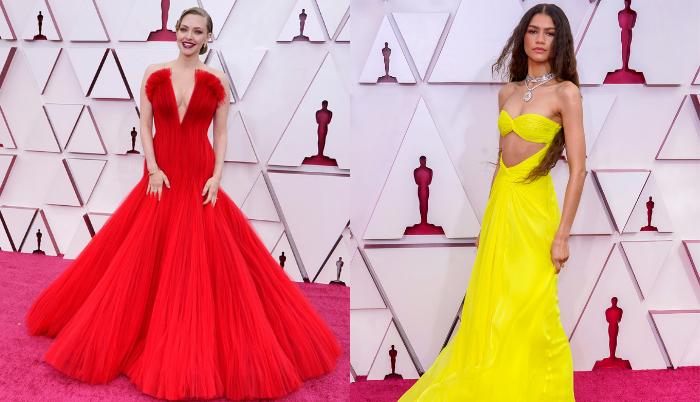 Amanda Seyfried. Oscars