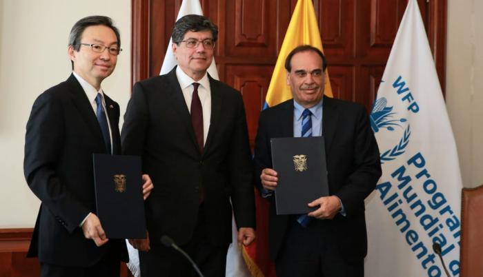 Japón otorga recursos para los migrantes venezolanos