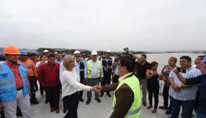 puente unirá guayaquil con daule avance