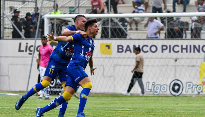 Delfín victoria ante Independiente del Valle LigaPro cuartos de final