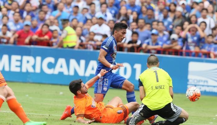 Emelec vs Deportivo La Guaira
