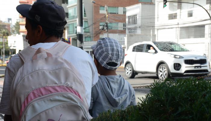 migrantes ecuatorianos desapariciones datos cancilleria