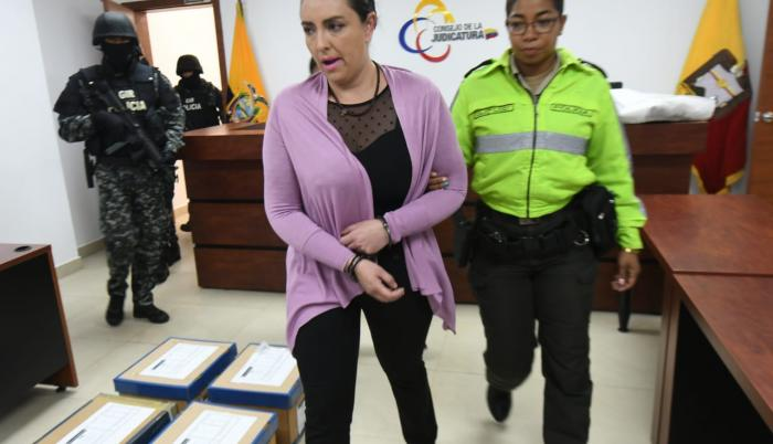 María Sol Larrea segunda orden de prisión
