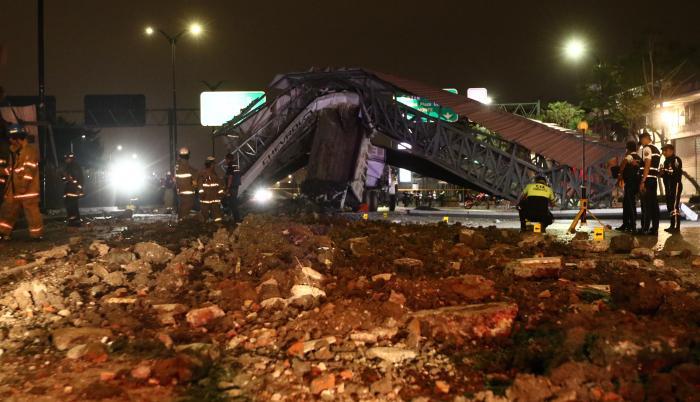 puente caido