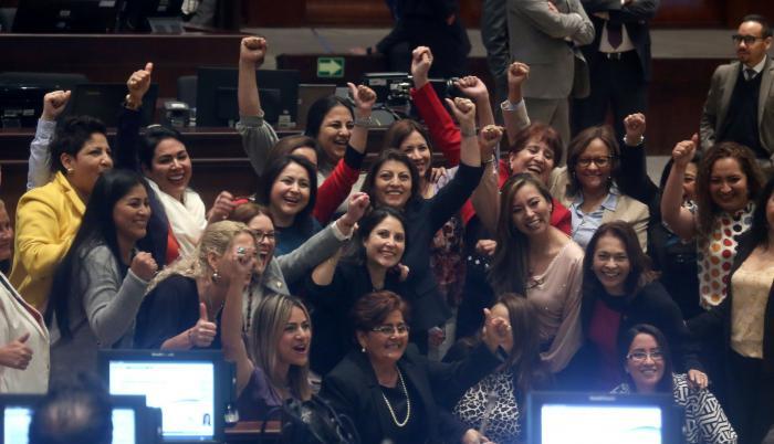 Igualdad de género - Asamblea Nacional - Roberto Aguilar