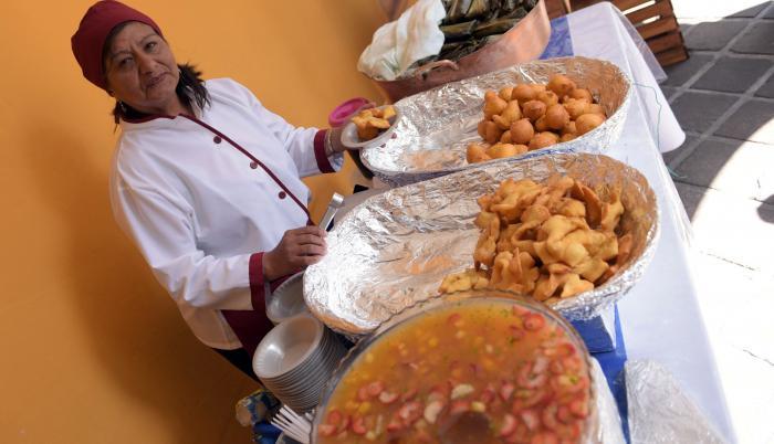Dulces de Quito