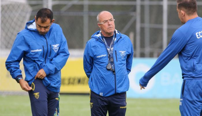 jorge célico preocupación clubes cedan jugadores preolimpico
