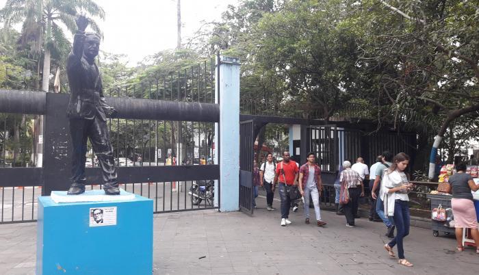 ciudadela universitaria salvador allende universidad guayaquil