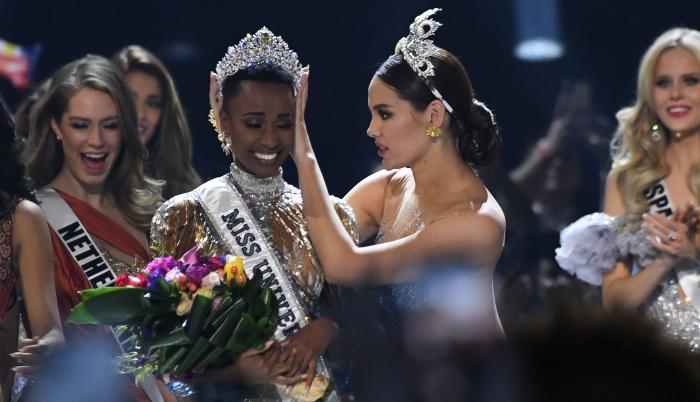Miss Universe beauty  (30765547)