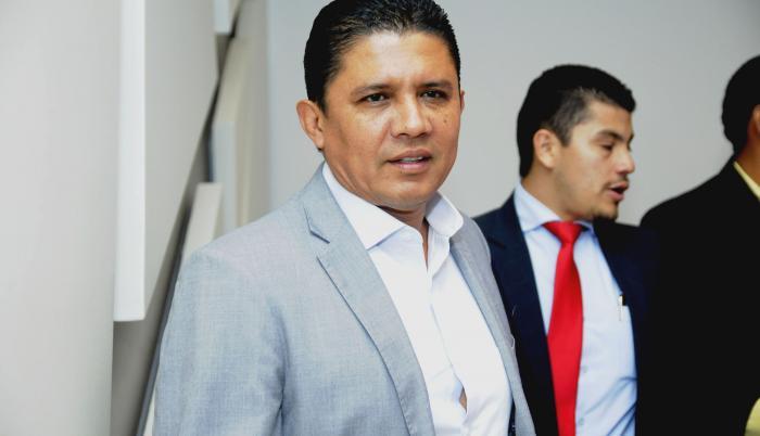 José Delgado, presidente de Delfín