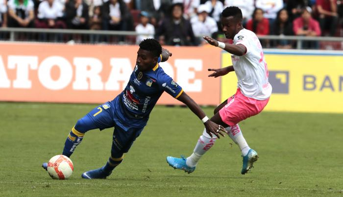 Liga de Quito Delfín