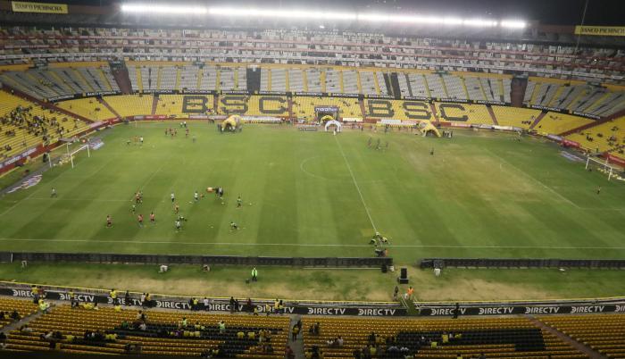 Estadios Monumentaal
