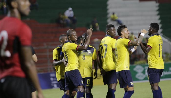 Ecuador - Trinidad y Tobago