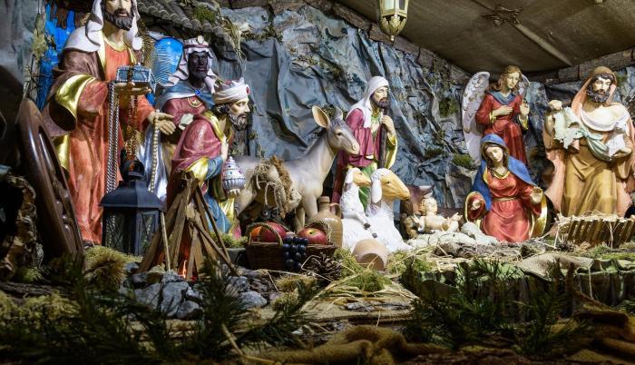 Nacimiento de Jesús - Navidad