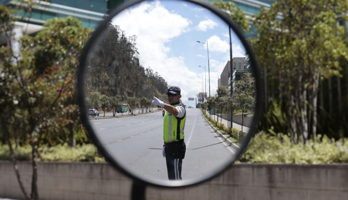 Curso para agente de tránsito