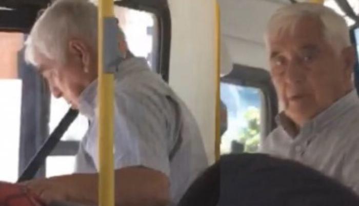 Perú. Policía busca a anciano que se masturbó frente a una joven en un bus.