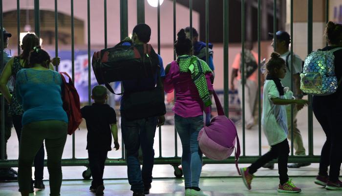 Caravana migrante1