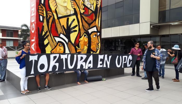 TORTURA EN UPC