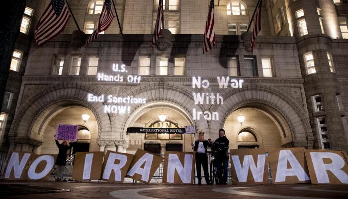 Irán - EE. UU.