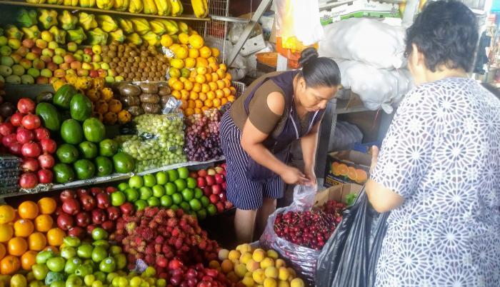 Mercado de Gómez Rendón