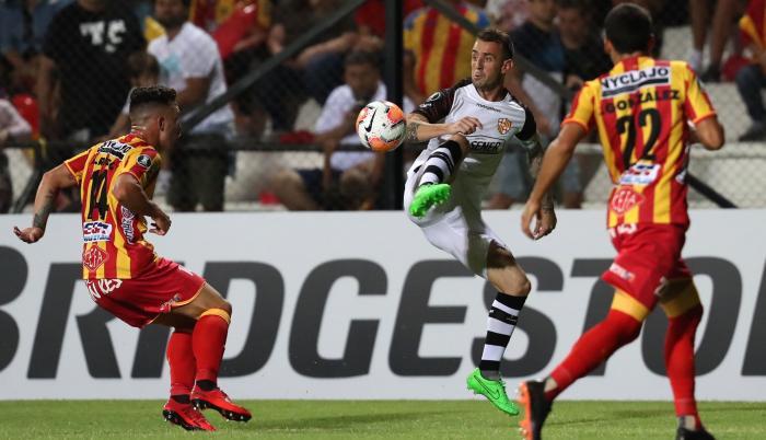 Damián Díaz Barcelona Copa Libertadores