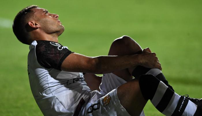 Emmanuel Martínez Barcelona Gol Copa Libertadores