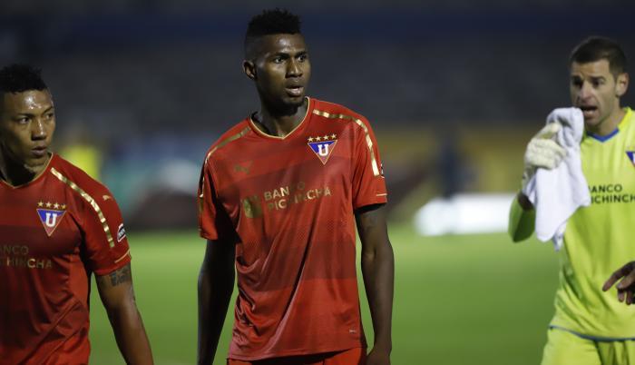 José Ayoví - Liga de Quito