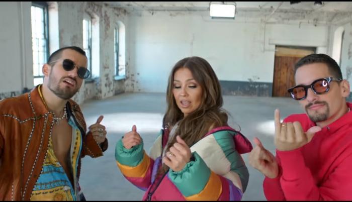 Thalia Mau y Ricky