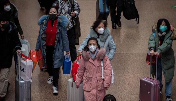 Habría una persona con coronavirus, según el Ministerio de Salud.