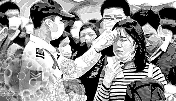 Se pide que los ecuatorianos que están en China mantengan la calma.