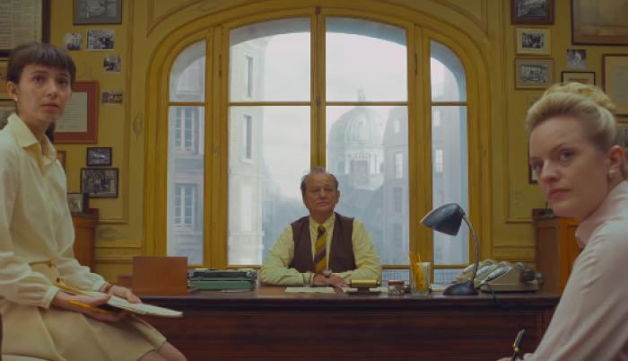 The French Dispatch. Nueva película de Wes Anderson. Febrero 2020.