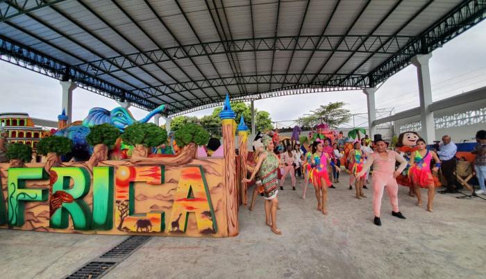 Este martes 18 de febrero de 2020 se presentó la agenda de actividades a realizarse en Guayaquil por el feriado de Carnaval.